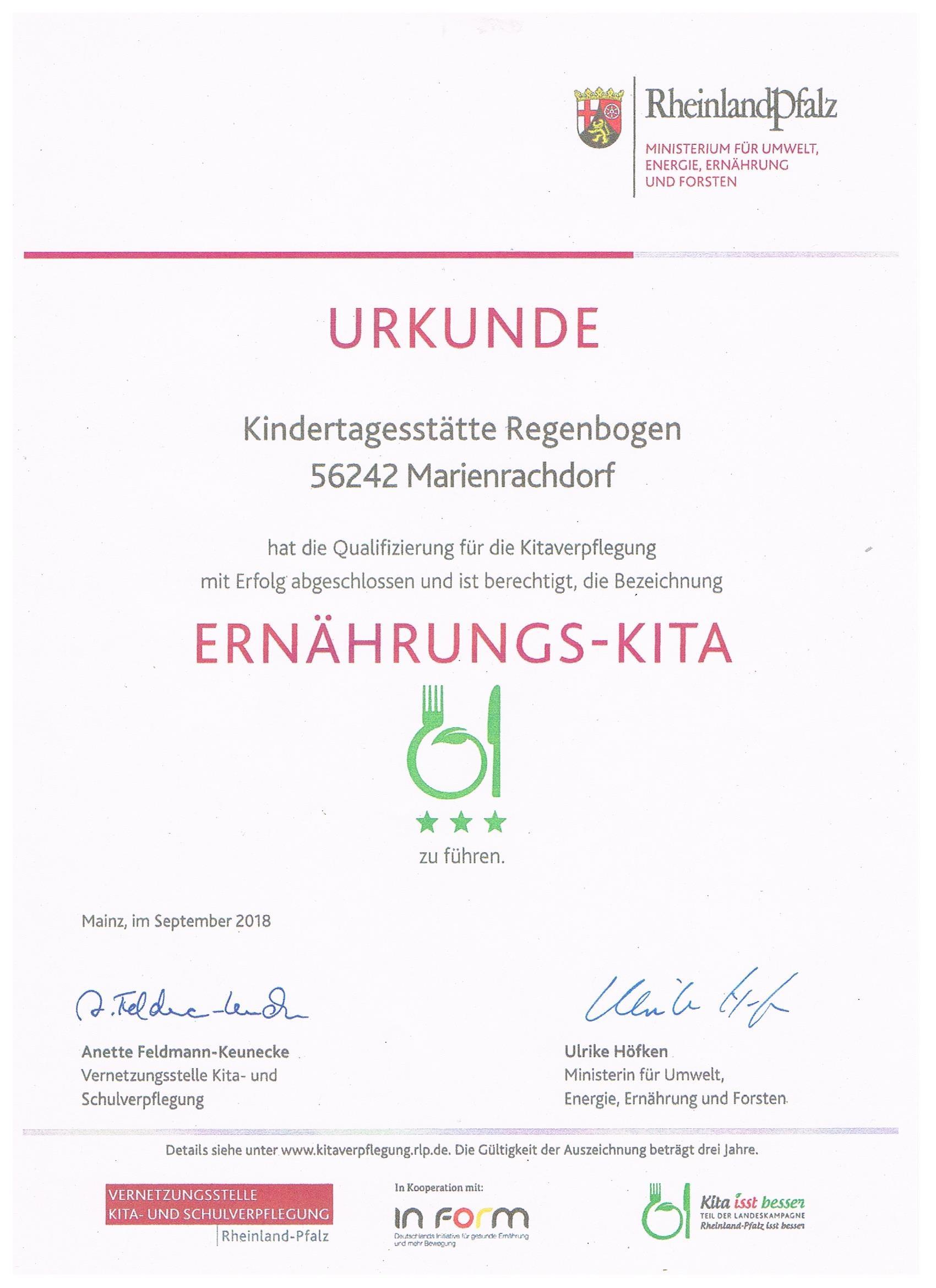 Veröffentlichungen | Kindergarten Marienrachdorf